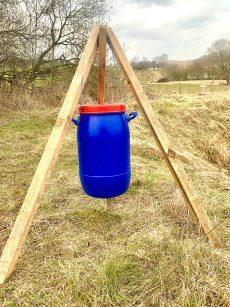 Futterfass 30 Liter